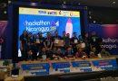 Grandiosa participación en el 3er Hackathon Nicaragua.